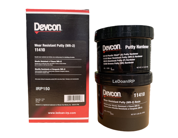 DEVCON WEAR RESISTANT PUTTY IRP150